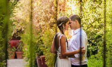 חתונה בטבע - מגשימים חלומות