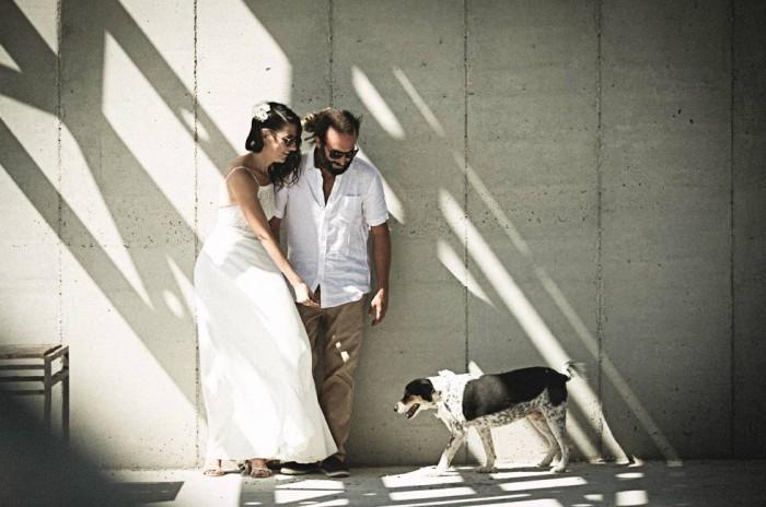 חתונה עם צילומים מקוריים