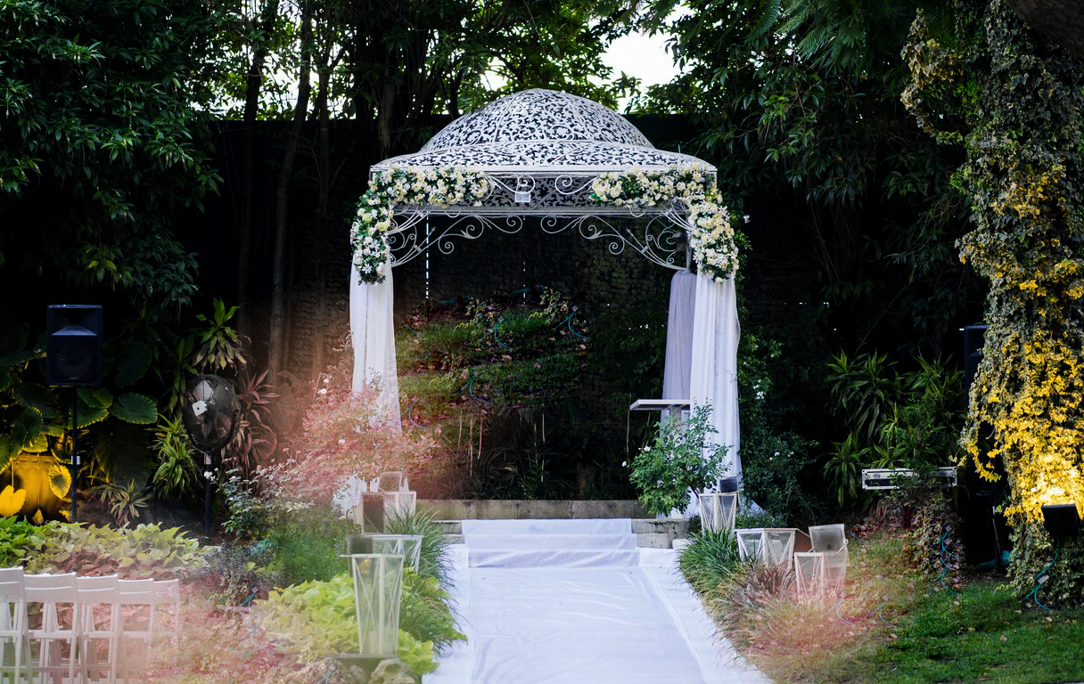 הפקת חתונה בטבע זו מומחיות