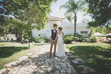הוילה לחתונה שבה התחתנו איה ואיגור