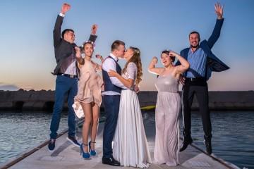 חתונה ליד המים ביפו