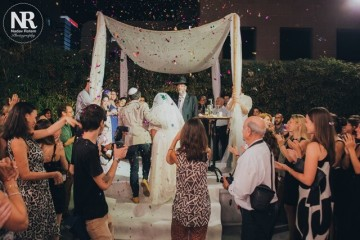 חתונה מרגשת עם wedman באיסט תל אביב