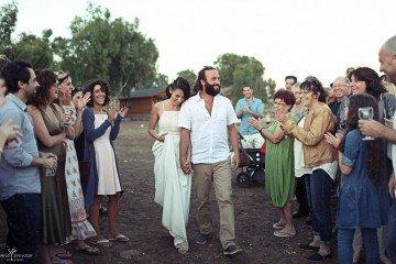 הפקה וניהול של חתונה בטבע, באווירה כפרית