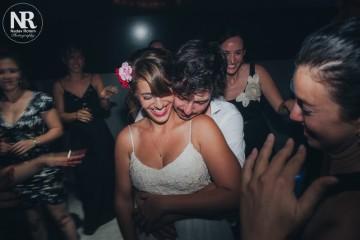 ריקודים וחתונה באיסט בחתונה אורבנית