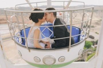 חתונה מקורית של פעם בחיים