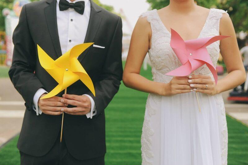 חתונה ברגע האחרון – עכשיו הזמן לאהבה!