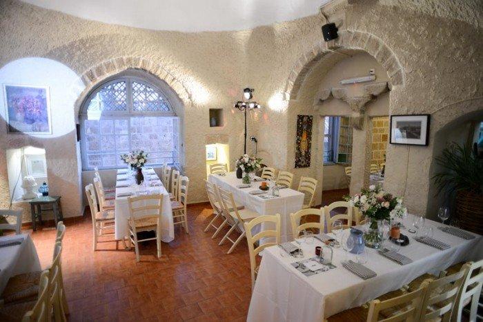 צילומים של בית אוצרין, מקום לחתונה קטנה ומיוחדת ביפו