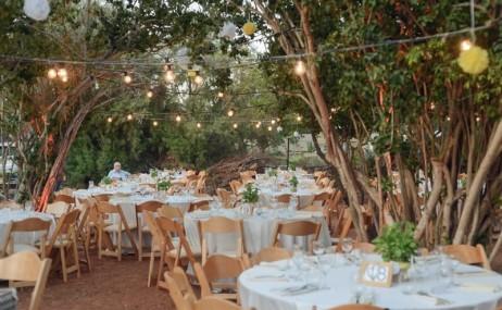 חתונה קטנה במושב