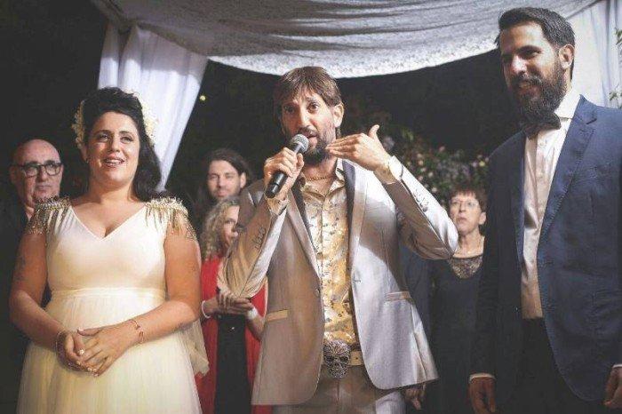 חתונה ברנז'אית מיוחדת
