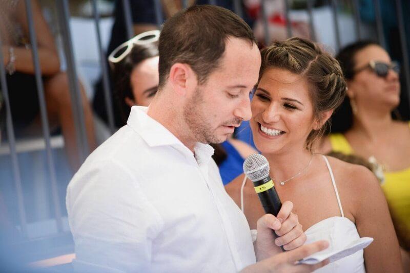 חתונה ברגע האחרון בהפקת וודמן