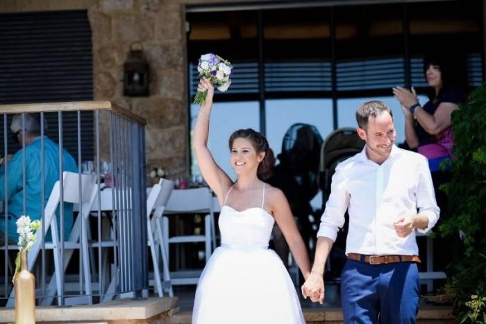 חתונת בזק בהפקת וודמן