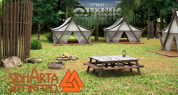 תכנון, עיצוב וייצור אוהלי שטח לצוות ולמתמודדי התכנית – המשימה אמזונס