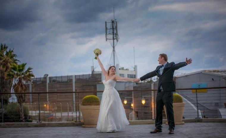 חתונה בבית אנדרומדה תוך חודש