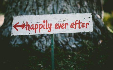 שלט לחיים מאושרים